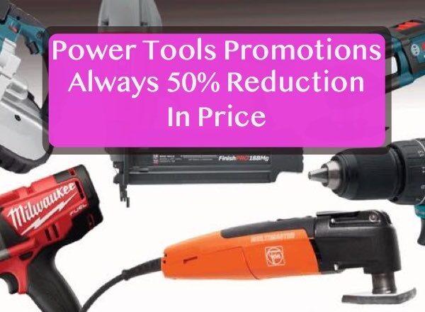 Power tools reviews
